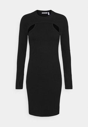SHIRIN - Robe en jersey - black