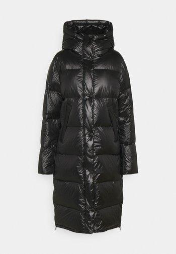 ARIELLA COAT - Piumino - black