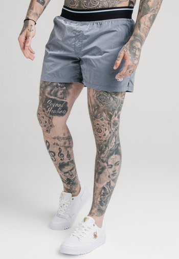 ADAPT CRUSHED SWIM - Shorts da mare - blue slate