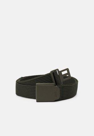 PLAQUE BELT - Belt - green