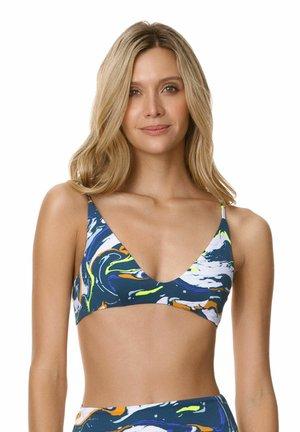 CRETA  - Haut de bikini - blue