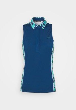 DENA GOLF - Sports shirt - poseidon