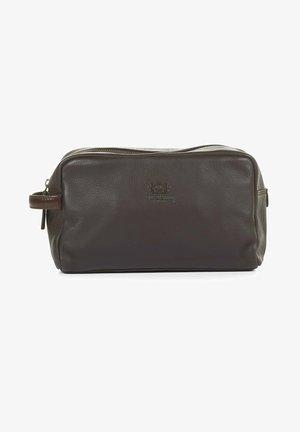 EASTON - Kosmetická taška - dark brown