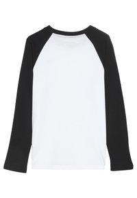 Abercrombie & Fitch - NOVELTY BASIC - Långärmad tröja - white body - 1