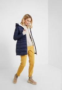 Save the duck - GIGA - Winter coat - blue black - 1