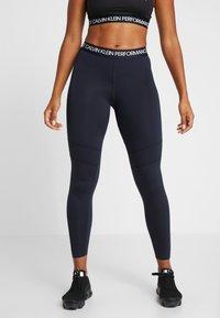 Calvin Klein Performance - FULL LENGTH  - Leggings - blue - 0