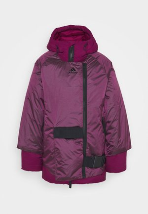 URBAN COLD RDY OUTDOOR JACKET 2 IN 1 - Down jacket - power berry