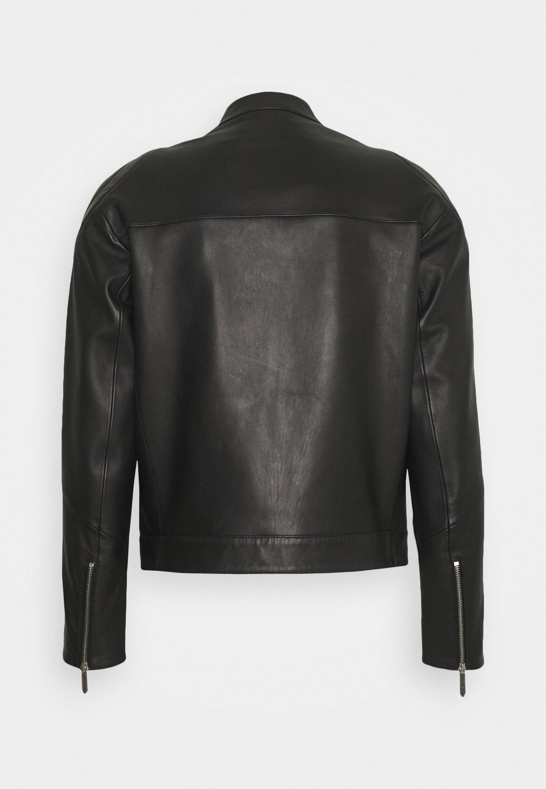 Men KABAN - Leather jacket