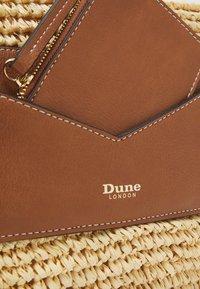 Dune London - DAVENPORTE - Across body bag - tan - 5
