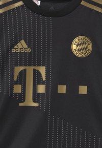 adidas Performance - FC BAYERN MÜNCHEN A UNISEX - Klubové oblečení - black - 2