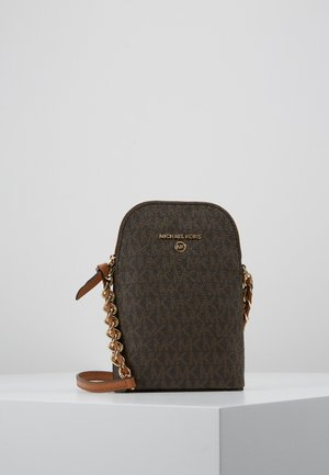 JET SET XBODY - Sac bandoulière - brown/acorn