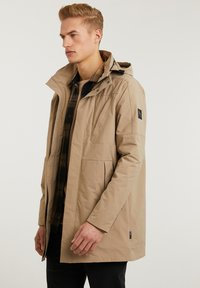 CHASIN' - SATURN LIGHT - Short coat - beige - 6