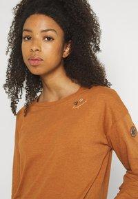 Ragwear - NEREA - Long sleeved top - cinnamon - 3