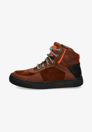 MARK MAURITZ - High-top trainers - brown