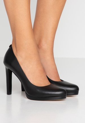 ETHEL - Zapatos altos - black