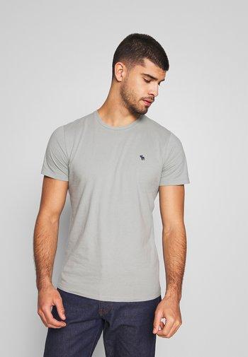 NEUTRAL CREW MULTIPACK 5 PACK - T-shirt med print - black/grey/white/blue/green