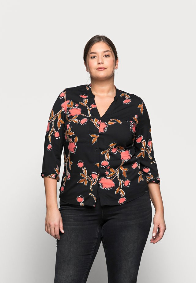 VMPRIEBE 3/4 - Blouse - black