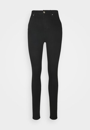 JADE  - Jeans Skinny Fit - black denim