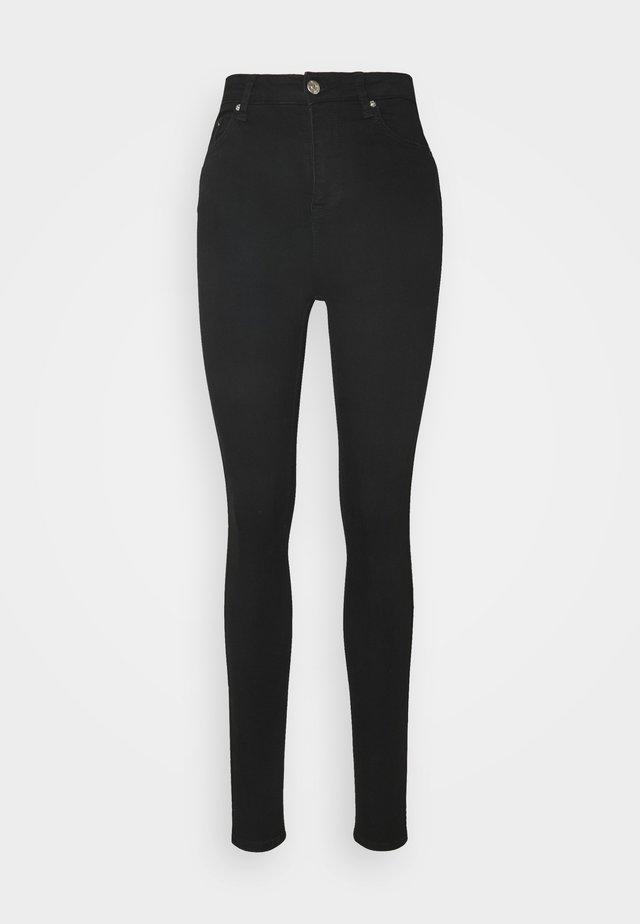 JADE  - Jeans Skinny Fit - black denim
