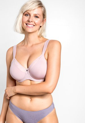 TRUE SHAPE SENSATION  - Underwired bra - mauve rose