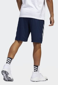 adidas Performance - SPORT 3-STRIPES SHORTS - Sports shorts - blue - 1