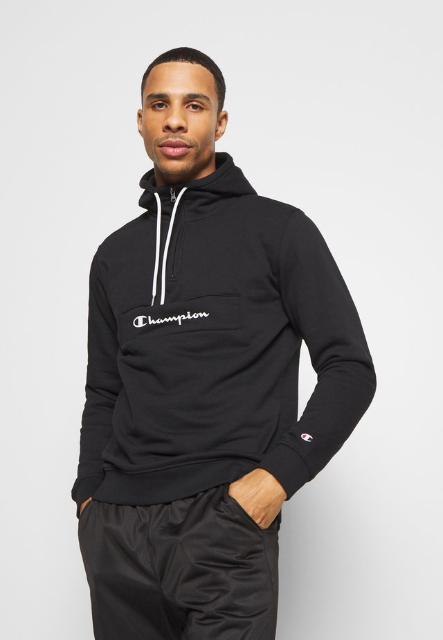 LEGACY - Sweat à capuche - black