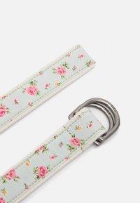 Polo Ralph Lauren - WEB BELT CASUAL - Belt - mint - 1