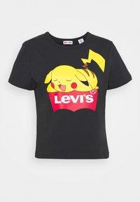 POKEMON WOMEN'S POKEMON TEE - Print T-shirt - caviar