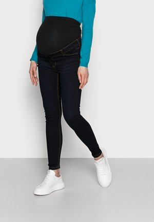 MATERNITY OVERBUMP EDEN - Jeans Skinny Fit - ink