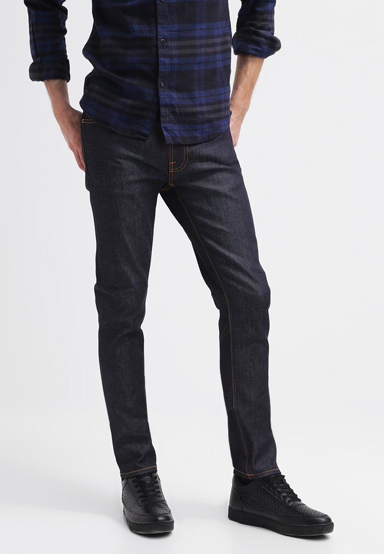 Nudie Jeans - LEAN DEAN  - Jeans slim fit - raw denim