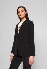 ONLY - ONLMINNA - Blazer - black - 4