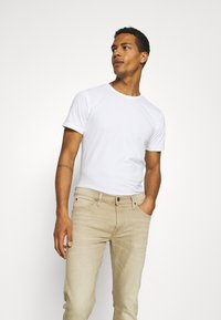Lee - LUKE - Jeans slim fit - faded beige - 3