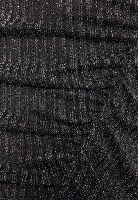 Iro - CLUB DRESS - Cocktail dress / Party dress - black/silver - 2