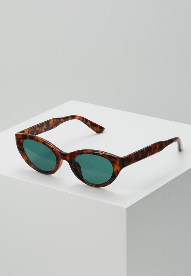 Lunettes de soleil - brown