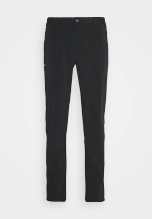 PUEZ - Trousers - black