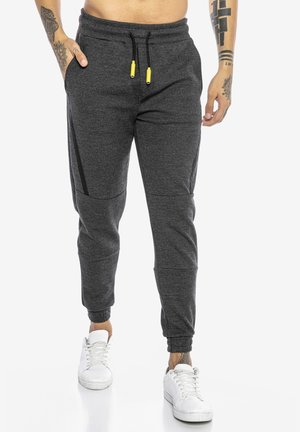 GLOUCESTER - Tracksuit bottoms - anthracite