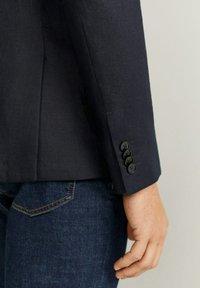 Mango - COLA - Blazer jacket - blau - 5