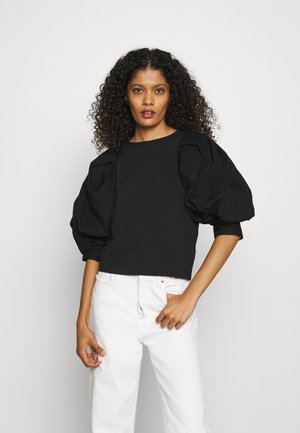 DAISY - Camiseta estampada - black