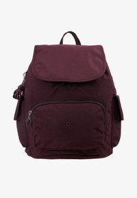 Kipling - CITY PACK S - Reppu - dark plum - 5