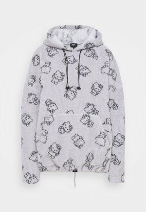 HOODY - Jersey con capucha - grey