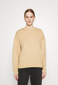 American Eagle - KEY ITEM CREW  - Sweatshirt - golden - 0