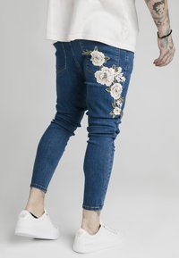 SIKSILK - Slim fit jeans - blue - 4