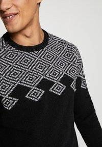 Peak Performance Urban - VERNIS - Jumper - black - 4