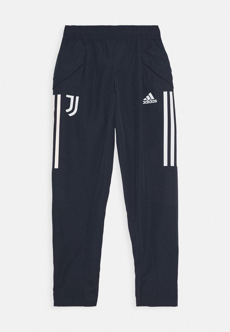 adidas Performance - JUVE - Klubové oblečení - legend ink/orbit grey