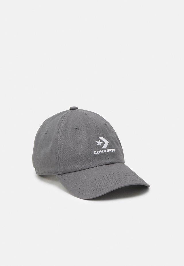 LOCK UP BASEBALL UNISEX - Cap - mason grey