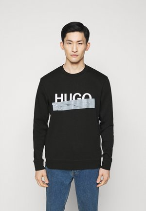 DICAGO - Long sleeved top - black