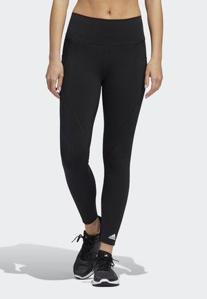 COMMUTER 7/8 - Leggings - black