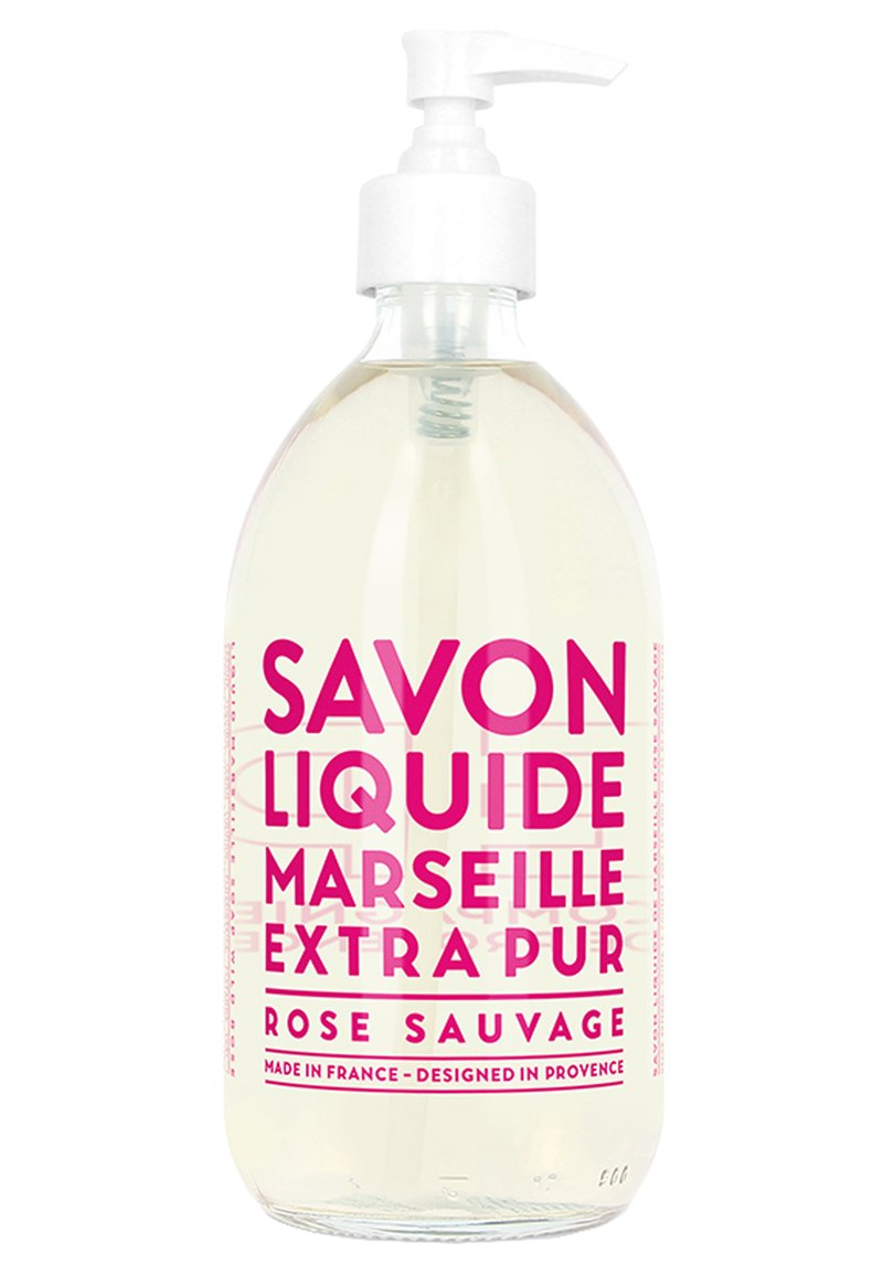 Compagnie de Provence - LIQUID MARSEILLE SOAP - Liquid soap - wild rose