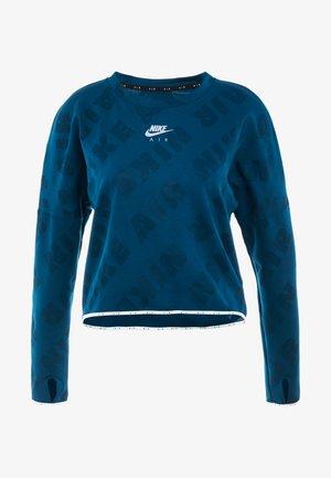AIR MIDLAYER - Funktionsshirt - blue
