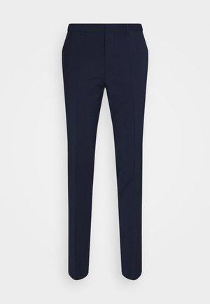 HESTEN - Oblekové kalhoty - open blue